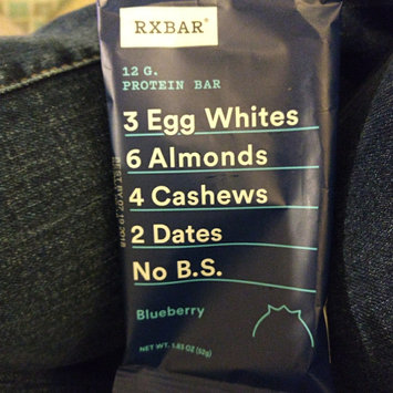 Photo of Rxbar Blueberry Protein Bar, 1.83 Ounce. (Pack of 12) uploaded by Samantha E.