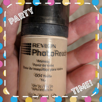 Photo of Revlon Photoready Airbrush Effect Makeup uploaded by Tammy B.