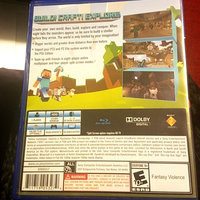 Sony Minecraft (PlayStation 4) uploaded by Leah P.