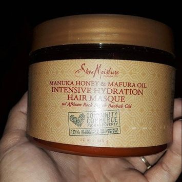 Photo of SheaMoisture Manuka Honey & Mafura Oil Intensive Hydration Masque uploaded by Glammy C.