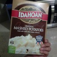 Idahoan Original Mashed Potatoes uploaded by Ines G.
