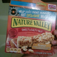 Nature Valley™ Peanut Sweet & Salty Granola Bars uploaded by Ines G.