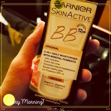 Photo of Garnier Skinactive 5-in-1 Skin Perfector BB Cream uploaded by Crystal J.