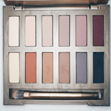 Photo of Urban Decay Naked Ultimate Basics Eyeshadow Palette uploaded by Anna C.