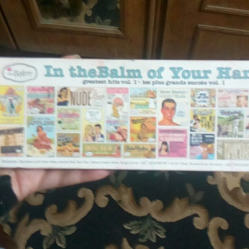 Photo of the Balm - In the Balm of Your Hand Greatest Hits Vol 1 Holiday Face Palette uploaded by Sawsan S.