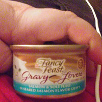 Fancy Feast® Gravy Lovers™ Salmon & Sole Wet Cat Food In A Seared Salmon Flavor Gravy uploaded by Amanda Y.