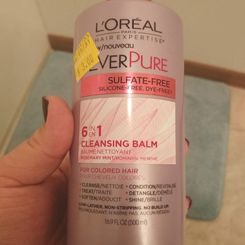 Photo of L'Oréal Paris EverPure Cleansing Balm uploaded by Marian W.