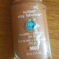 COVERGIRL Outlast Stay Fabulous 3-in-1 Foundation uploaded by thushaniya p.