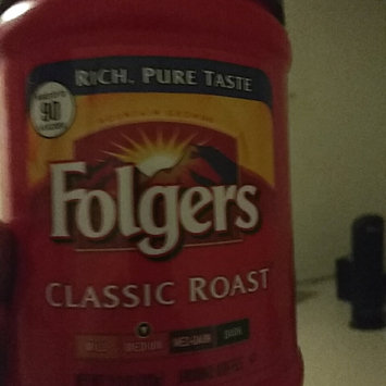 Photo of Folgers Coffee Classic Roast uploaded by Clifford J.