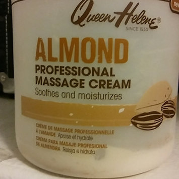 Photo of Queen Helene Professional Almond Scented Massage Cream uploaded by crystal c.
