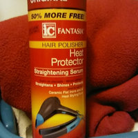 Fantasia IC Hair Polisher Heat Protector Straightening Serum uploaded by crystal c.