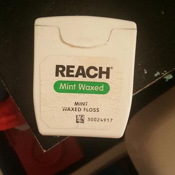 Photo of REACH® Mint Waxed Floss uploaded by Raegan S.