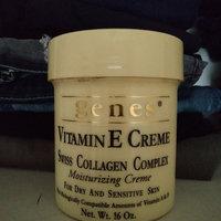 Genes Vitamin E Creme Swiss Collagen Complex (16 oz) uploaded by Natalia G.
