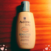 AVEENO® Baby Daily Moisture Lotion uploaded by Mika P.