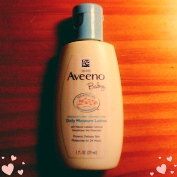 Photo of AVEENO® Baby Daily Moisture Lotion uploaded by Mika P.