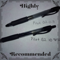 Pilot G2 Gel Roller Pen, Black (2 pack) uploaded by Brittany W.
