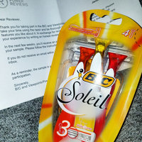 BIC Soleil Disposable Razor Original for Women uploaded by keren a.