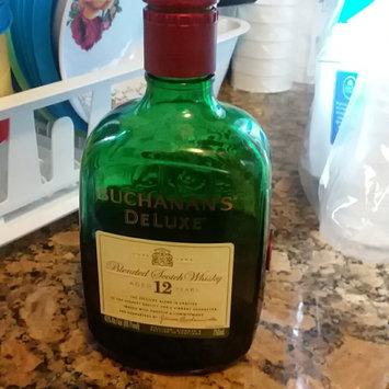 Photo of Buchanans Buchanan's Scotch Deluxe 12 Year 750ML uploaded by jennifer l.