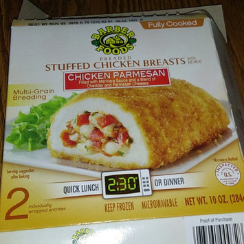 Photo of Barber Foods Chicken Parmesan - 2 CT uploaded by Amanda Y.