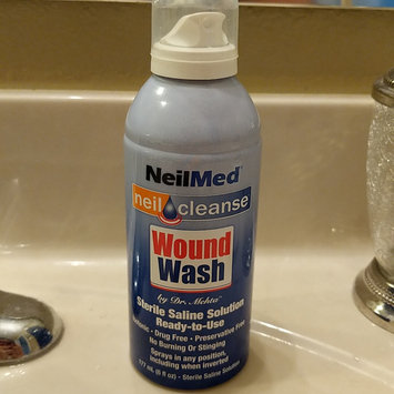 Photo of Neilmed Wound Wash, 6 Fluid Ounce uploaded by Jessica C.