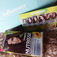 Garnier Nutrisse Ultra Coverage: Glazed Walnut, Deep Medium Natural Brown uploaded by Luisa L.