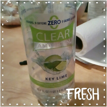 Photo of Sam's Choice Clear American Clear American Key Lime Sparkling Water, 33.8 fl oz uploaded by Ines G.