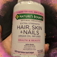 Nature's Bounty Extra Strength Hair Skin & Nails uploaded by Tammy B.