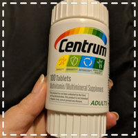Centrum® Adults uploaded by Tammy B.