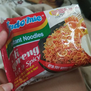 Photo of Indomie Instant Fried Noodles Hot & Spicy (Pack of 10) uploaded by Renee Y.
