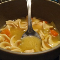 Campbell's® Chunky Classic Chicken Noodle Soup uploaded by Miranda B.