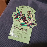 TONYMOLY I'm Real Tea Tree Mask Sheet Skin Soothing uploaded by Marie olive S.