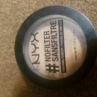 NYX #NoFilter Finishing Powder uploaded by Lacee L.