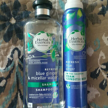 Photo of Herbal Essences Micellar Water & Blue Ginger Shampoo uploaded by Sandra G.