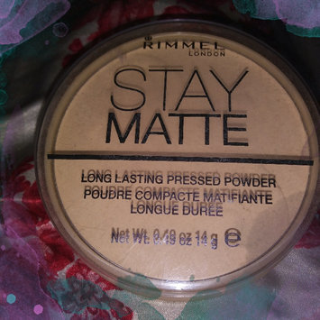 Photo of Rimmel London Stay Matte Pressed Powder uploaded by Denise R.
