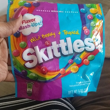 Photo of Skittles SKITTLES 9 OZ APPLE CHEWY CANDY uploaded by Leslie H.