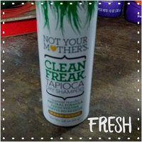Not Your Mother's Clean Freak Tapioca Dry Shampoo uploaded by Angelique P.