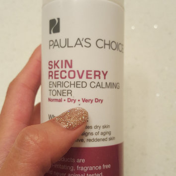 Photo of Paula's Choice Skin Recovery Enriched Calming Toner uploaded by Mae U.