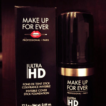 Photo of MAKE UP FOR EVER Ultra HD Invisible Cover Stick Foundation uploaded by Jessica K.