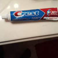 Crest Cavity Protection Toothpaste - Regular, 5.4 oz uploaded by Tamya Williams