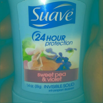 Photo of Suave® Sweet Pea & Violet Invisible Solid uploaded by Lakeshia R.
