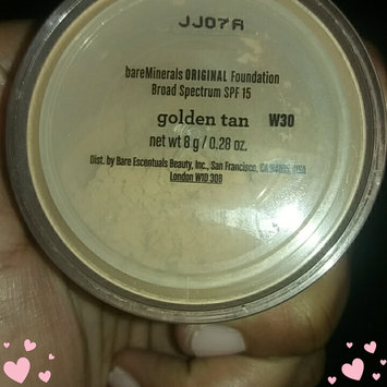 Photo of bareMinerals Original Loose Powder Foundation uploaded by DeAnna L.