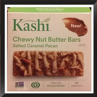 Kashi® Salted Caramel Pecan Chewy Nut Butter Bars uploaded by Ashlie H.