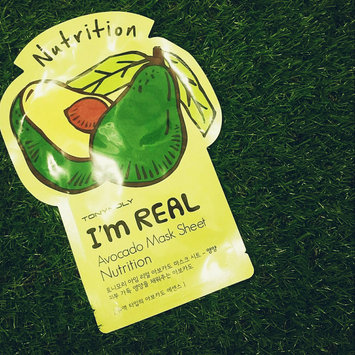 Photo of Tony Moly - I'm Real Avocado Mask Sheet (Nutrition) uploaded by Dhilah M.
