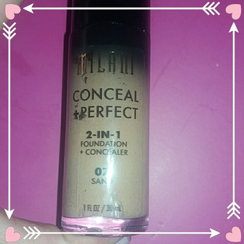 Photo of Milani Conceal + Perfect 2-in-1 Foundation + Concealer uploaded by DeAnna L.