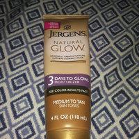 Jergens Natural Glow 3 Days to Glow Moisturizer uploaded by Kristin B.