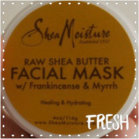 SheaMoisture Raw Shea Butter Facial Mask uploaded by mero B.