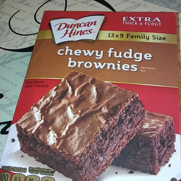 Photo of Duncan Hines Extra Thick & Fudgy Brownie Mix Chewy Fudge Family Size uploaded by Rachel A.