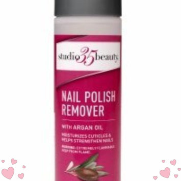Photo of Studio 35 Beauty Argan Oil Nail Polish Remover uploaded by Ph m.