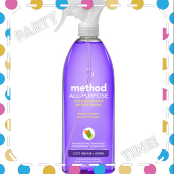 Photo of method all-purpose cleaner french lavender uploaded by mero B.