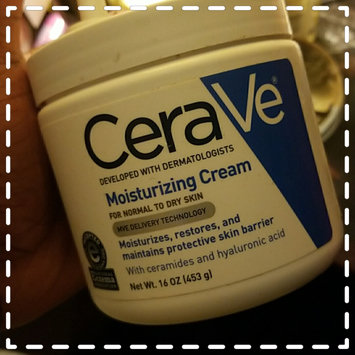 Photo of CeraVe Moisturizing Cream uploaded by OnDeane J.